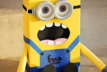 MiNiOnAdDiCtIoN / Hey!On this pinterest page we are going to make crafts&diys related to the Minions!