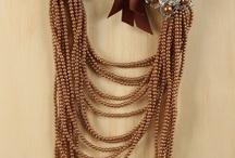 DIY Jewelry/Accesories / by Heidi Kahner