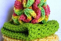 Crochet - Washclots, tablemats, rugs