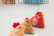 Pin Cushions To Sew