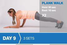 14 plank