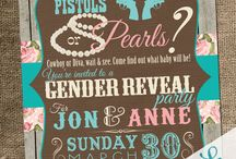 Gender Reveal / by Chelsea McGhee