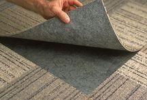 płytki dywanowe / carpet tiles