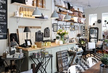shops / by Anne Disselhorst/ fiore market cafe