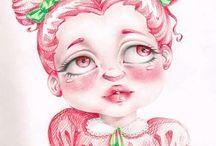 Hazel Illustrations
