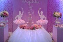 Compleanno ballerina