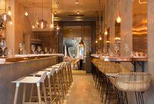 Bar et Restau / Idées