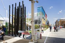Padiglione Monaco - Expo 2015 / Fornitura di additivi per calcestruzzi Dynamon SR 54