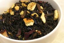 Tés Negros - Black Tea / by La Petite Planèthé (tea shop)