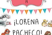 Entrevista a Lorena Pacheco / La última reseña publicada fue reset (podéis leerla aquí) libro publicado por escarlata ediciones y segunda colaboración del blog. Su escritora Lorena Pacheco del blog Lopafi aceptó concederme una entrevista. ¡Muchas gracias, Lorena! Es todo un honor. Aquí os la dejo: