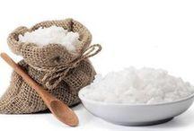 sól, opaski z soli czynią cuda