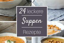 Suppen, Eintöpfe