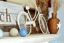 Summer Decor / by Laura at The Turquoise Home