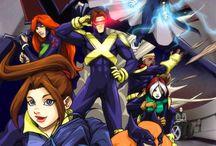 X-man love