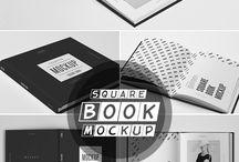 GraphicArt - MockUP - Books