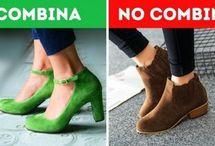 combinar calzado y pantalon
