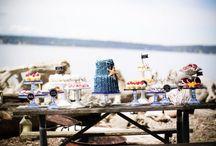 Seaside Wedding / by Jennifer Hansen Wedding & Event Boards
