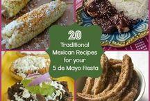 Recipes / by Devon Vail
