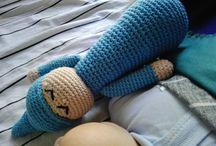 Mis trabajos crochet
