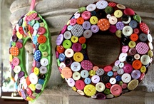 Button Decor / by Mary Sowder