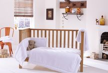 Honeycomb Nursery Bedding / 0