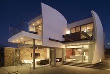 Houses. Homes. Exteriors.