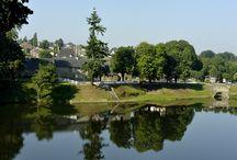 Torigni-sur-Vire / Torigni-sur-Vire, village étape situé sur l'A84, Sortie 40, Basse-Normandie, Manche. Avec ses étangs et son château en plein centre, Torigni conjugue la beauté de son site avec l'attractivité de ses commerces.