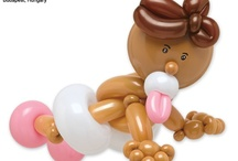 baloon handmade