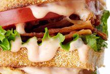 sándwich & bocadillos