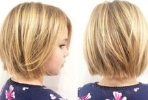 Emilie hår