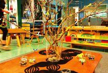 Reggio preschool classrooms / Preschool ideas