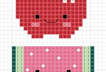 Cross stitch - borduren
