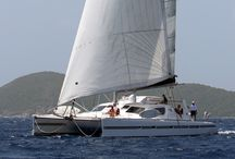 """58 foot catamaran """" wild thing 2"""" BVI / The best vacation I've ever had!"""