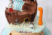 Cake 3D enfants