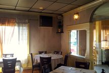Fairfield CT Restaurant Renovation by ASG Painting Serving New Haven and Fairfield CT Counties / We had the pleasure of updating this trendy Fairfield restaurant.
