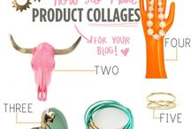 Product Collages  / Product collages
