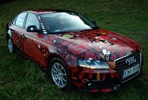 Audi art car / art cars