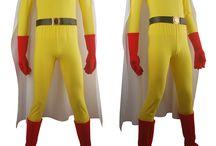 ONE PUNCH-MAN costumes / ONE PUNCH-MAN Saitama cosplay costume
