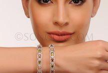 Bangles / Indian Bracelets, Indian Fashion Bracelets, Indian Fashion Jewelry