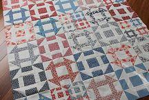 Churndash quilts