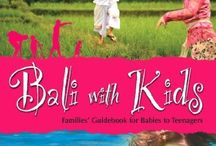 Bali with Kids / Travelling with kids to Bali. Tips on how to keep kids entertained on the aeroplane and kid friendly places and activities to take kids to.