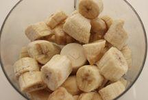 Icecream Nutella and bananA
