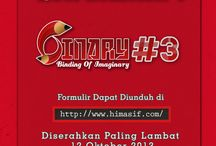Binary / Binding Of Imaginary . Official Magazine of Information System Faculty - University of Jember