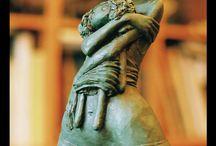 ARTS : sculpture et peinture........
