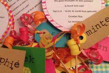 Kinderfeest en traktaties / Kinderfeest en traktaties