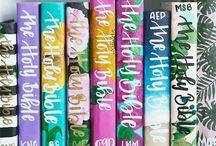 Colour Bibles
