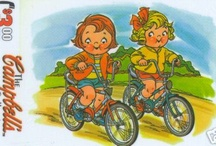 Bicycles phonecard