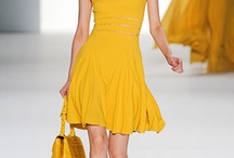 Styles with YELLOWS, BLUES And Others / by marian sherrod