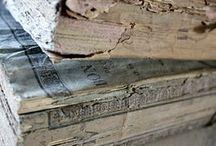OLD WORN BOOKS