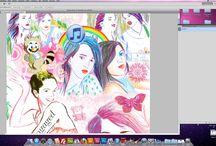 Work in progress / by Silvia Gallart Sin